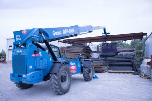 Genie GTH-1056 Telehandler For Rent