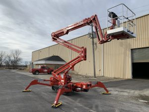 CMC 75L Compact Tracked Lift for Rent
