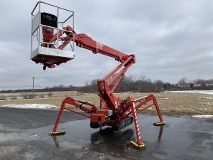 CMC 72HD+ Arbor Pro Compact Tracked Lift for Rent